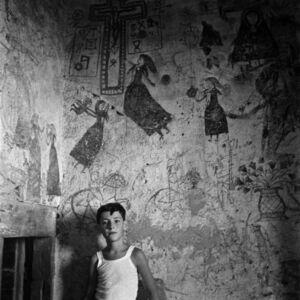Milton Gendel, 'Sermoneta', 1952