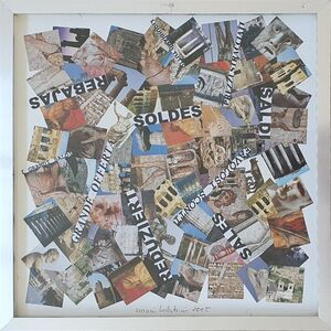 Nanni Balestrini, 'Soldes', 2005