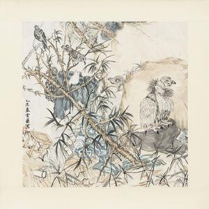 Yun-Fei Ji 季云飞, 'On the lookout', 2015