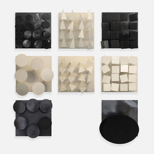 Lygia Pape, 'untitled   (Reliefs)  ', 1954/56
