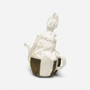 Nymphenburg Porcelain Manufactory, 'Summer teapot', 2007