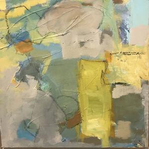 Caroline Weld, 'Splash of Yellow', 2018