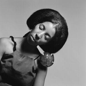 Kwame Brathwaite, 'Untitled (Carolee Prince wearing her own designs)', c. 1964-printed 2018