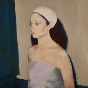 Shelley Adler, 'Untitled (Zoe in Evening Cream)', 2006