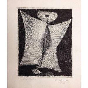 Iberê Camargo, 'Untitled', 1963