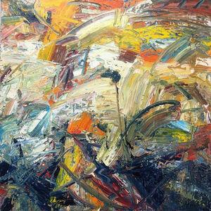 Nada Sesar-Raffay, 'Storm', 2015