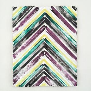 Ulrik Weck, 'Black, Yellow, Green, Purple', 2016