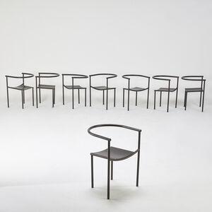 """Philippe Starck, 'Eight """"Von Vogelsang"""" chairs', 1990s"""