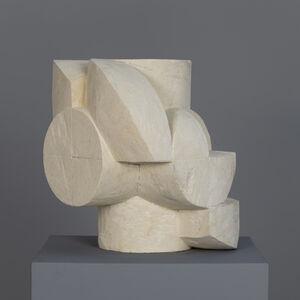 Gabriel Orozco, 'Dé vertèbres', 2018