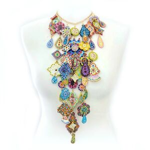 Jen Neame Collins, 'Summer Brights Necklace', 2020