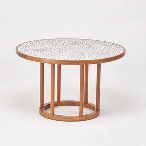 Marshall Studios, 'Tile top breakfast table', 1950s
