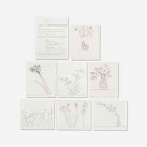 Ed Baynard, 'Flowers portfolio', 1980