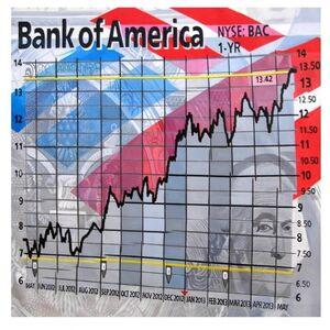 Alan Belcher, 'Bank of America (1 year)', 2013