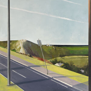 Stephen Namara, 'Skyline Road', 2017