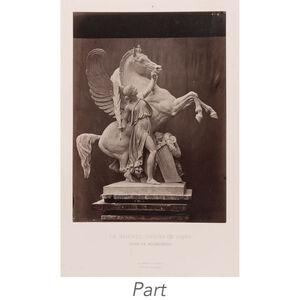 Louis-Emile Durandelle, 'Le Nouvel Opera de Paris ... Statues Décoratives...', 1876