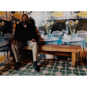 Zwelethu Mthethwa, 'Untitled from Interior Series', 2001
