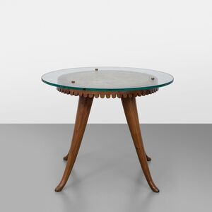 Osvaldo Borsani, 'A coffee table variant of the 5374 model', 1940