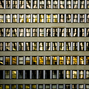 Eric Lignier, 'Naked at The Windows', 2017