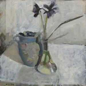 Catherine Maize, 'Iris and Vases', 2013