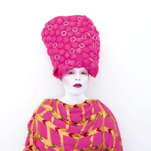 Kimiko Yoshida, 'Nefertiti - The Beautiful One Has Arrived, Queen of Ancient Egypt, Self Portrait', 2010