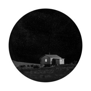 Bill Finger, 'Desert House - Night', 2015
