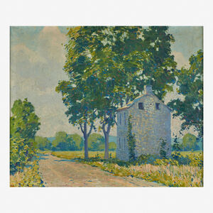 Morgan Colt, 'Untitled (Wallwork's house, Limeport, River Road)', ca. 1920