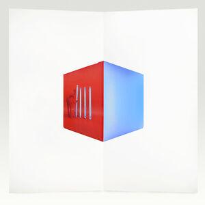Gregory Scott, 'Color Movement (Cube)', 2014