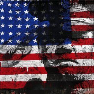 Erwin Thamm, 'American Hero (Babe Ruth)'