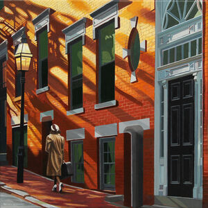 Andrew Eric Woodward, 'Beacon Hill Homecoming', 2019