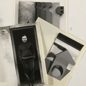 Manuel Felguérez Barra, 'Photographic set ', 1973-1979