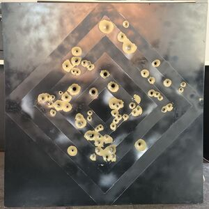 """Nicholas Hunt, '""""Is this not a target?"""": Black on Gold', 2018"""