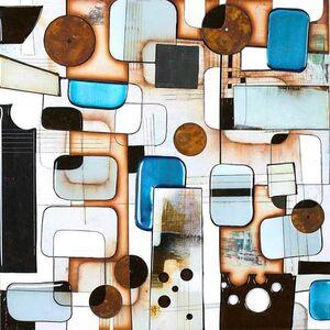 Kevin Keul, 'Salt Ponds 6 A', 2015