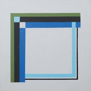 Mauro Reggiani, 'Composition n. 14', made in1972