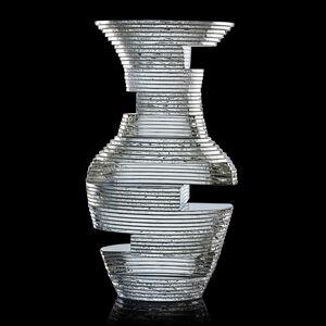 Sidney Hutter, 'Solid Vase Form #107, USA', 2000