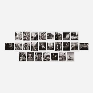 Wayne Miller, 'Bronzeville portfolio', 1946-1948