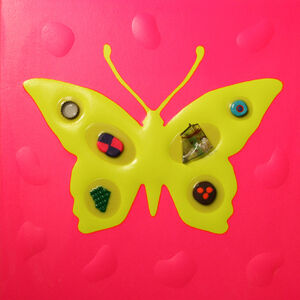 Renzo Nucara, 'Butterfly Effect', 2012