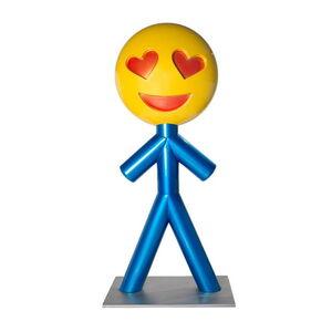 Lina Condes, 'Bachelor in Miami (Emoji #2)', 2016