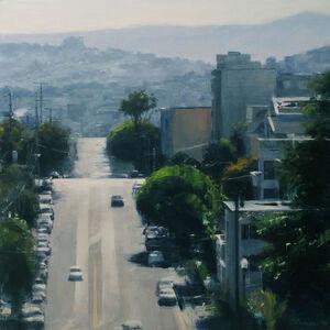Ben Aronson, 'Toward Potrero', 2018