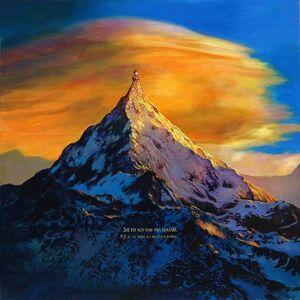 José Luis Serzo, 'Ser tan alto como una montaña', 2008