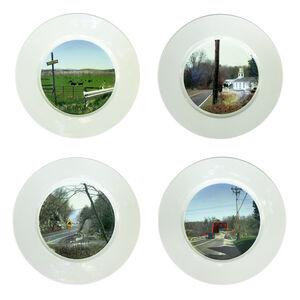 Constantin Boym, 'Pataukunk, Mohonk, Kipplebush, and High Falls, NY Plates', 2002