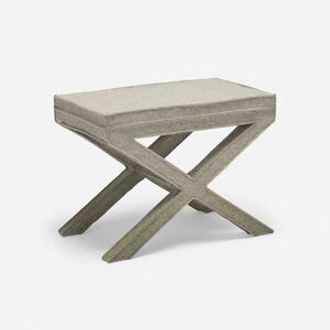 Reed and Delphine Krakoff, 'Prototype Felt stool', 2014