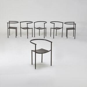 "Philippe Starck, 'Six ""Von Vogelsang"" chairs', 1990s"