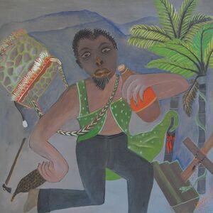 Felix Lafortune, 'Houngan ', 1978-1980