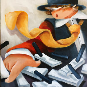 Marc Galipeau, 'La Note Parfaite 2'