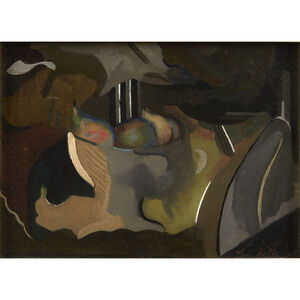 Leon Kelly, 'Compote with Fruit', 1924