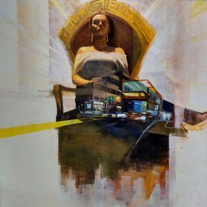 Steven Walker, 'killer queen', 2017