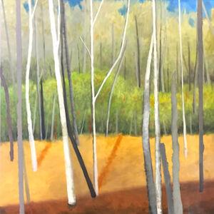 Ellen Sinel, 'Almost Spring II'