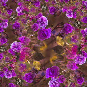 Cathy Ghyoot, 'Purple Rain', 2020