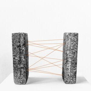 Fabian Bürgy, 'Verbindungen (Connections)', 2017