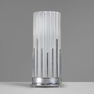 Fostoria Glass Company, 'Lotus vase', c. 1928
